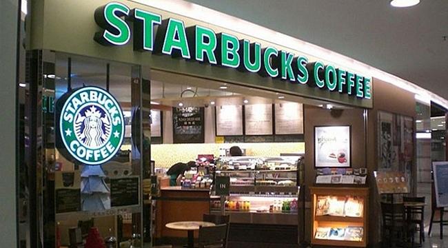 Starbucks'ta Türk Kahvesi