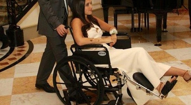 Student forced to attend prom in wheelchair awarded $1.2M in malpractice case