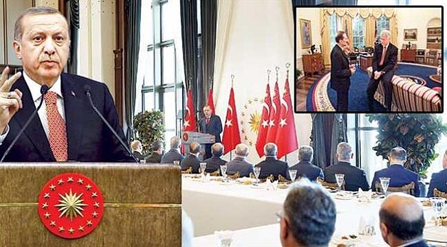 Erdoğan: ABD'ye Muhtaç Değiliz
