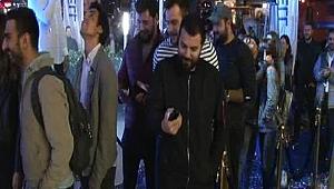 Türkiye'de IPHONE Kuyruğu