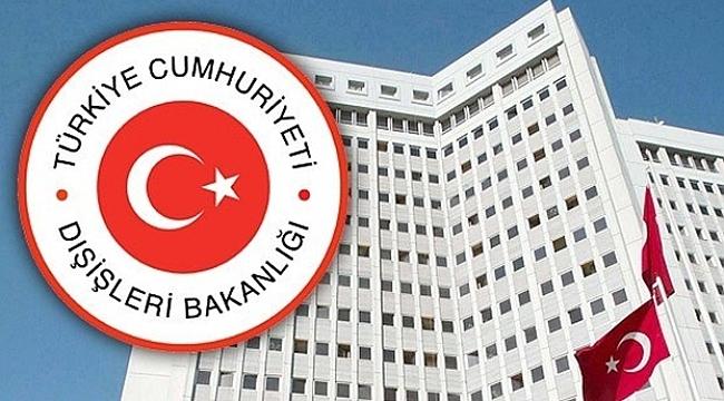 Türkiye'den de ABD'ye Vize Yasağı