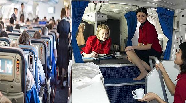 Uçak Yolculuğunda Bilmediğimiz Gerçekler