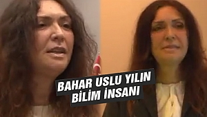 Who is Bahar Uslu?