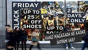 ABD'de Black Friday Çılgınlığı Başlıyor