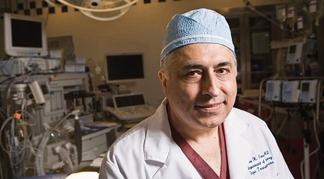 ABD'nin en iyi 30 Doktorundan biri Şükrü Emre