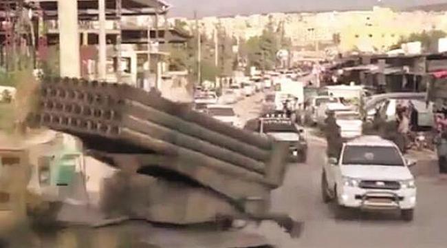 ABD Silahlarını Afrin'e Yığıyorlar
