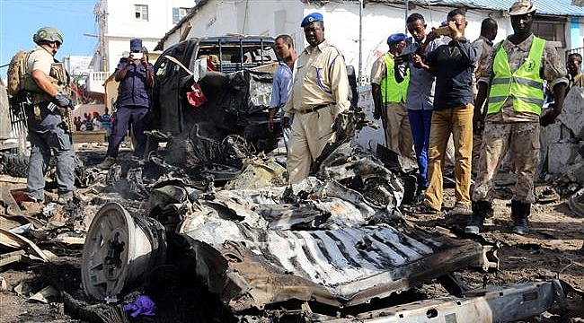 ABD Somali'yi Vurdu Mogadişu'dan Tahliye