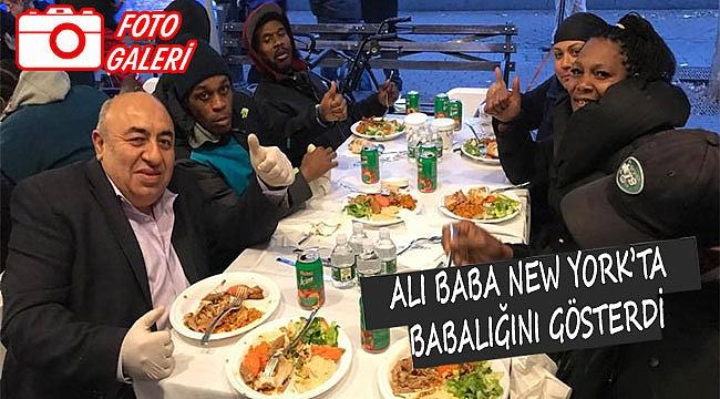 Ali Baba Restorantın Thanksgiving Geleneği