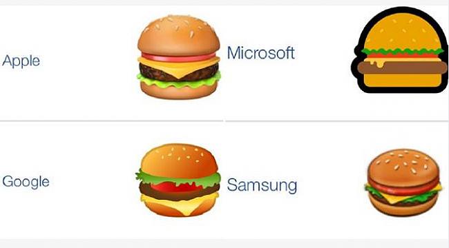 Apple ve Google arasında cheeseburger krizi