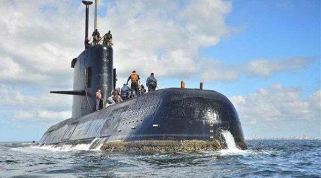 Arjantin'de askeri denizaltıdan haber alınamıyor