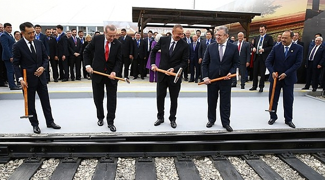 Baku-Tbilisi-Kars railway to stimulate economic growth, boost human development