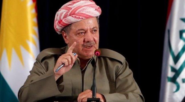 Barzani 25 milyon dolar dağıtmış