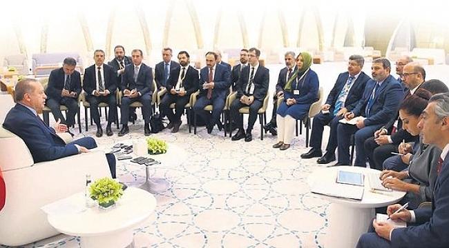 Erdoğan: ABD'nin sözü ne kadar inandırıcı?