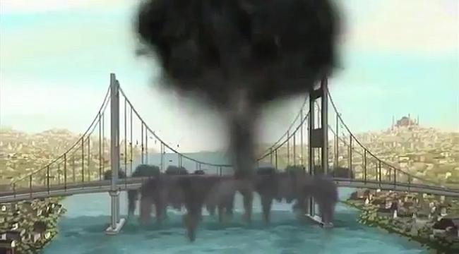 Family Guy'da Türkiye'ye şok saldırı mesajı!