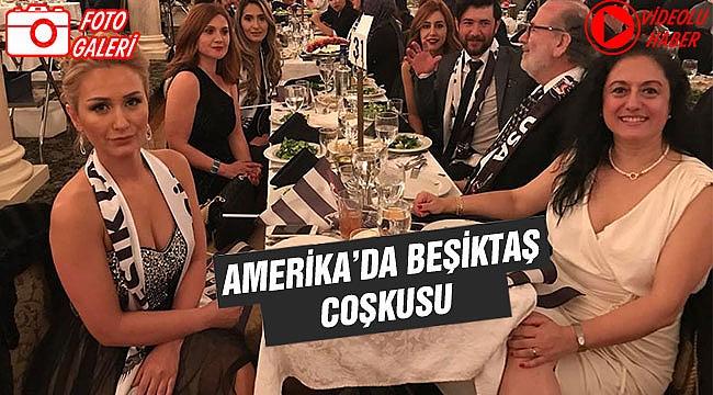 Fikret Orman Beşiktaş USA balosunda