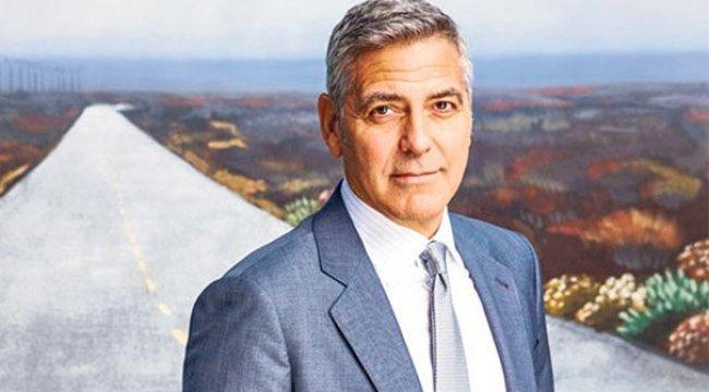George Clooney'den hayranlarına müjde