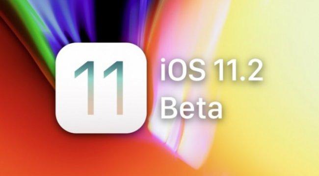 iOS 11.2 beta 3 sürümü yayınlandı! Yeni iOS sürümü güncellenecek modeller