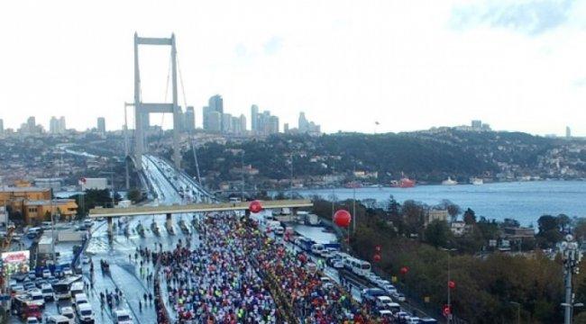 İstanbul'da bu yollar trafiğe kapalı!