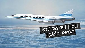 İstanbul New York'u 4 Saate indiren uçak