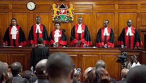 Kenya'daki seçim 'usulsüz değil'