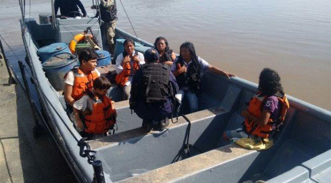 Kolombiya Venezuela sınırında tekneler battı! Çok sayıda ölü ve kayıp