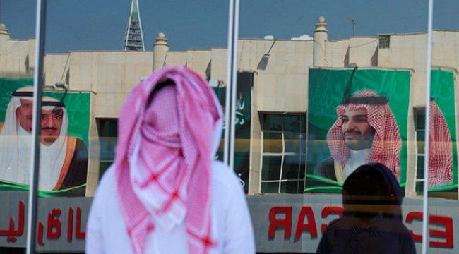'Kral Salman tahtı devredecek' iddiası