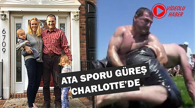 Mid-life crisis spawned a Charlotte man's quest: Turkish oil wrestling