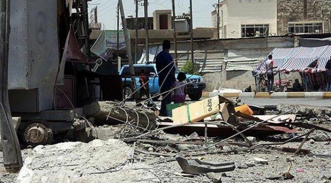 Musul'da patlama! Hayatını kaybedenler var