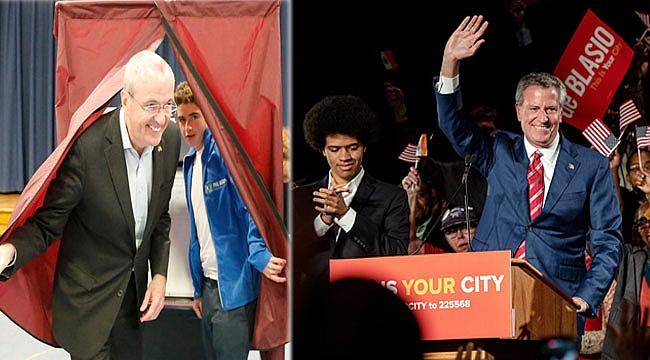 New York ve New Jersey'de Demokratların Zaferi