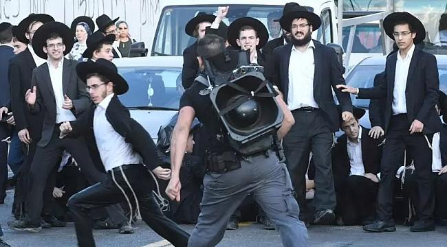 Ortadoks Yahudilerinin İsrail Protestosu