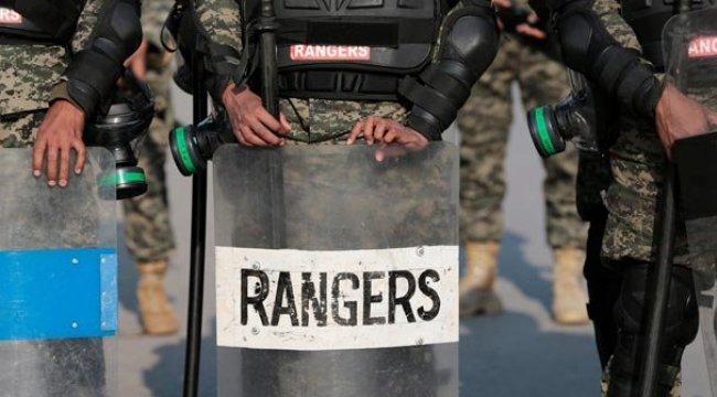 Pakistan'da ordudan yeterli destek gelmeyince devreye 'Ranger'lar girdi