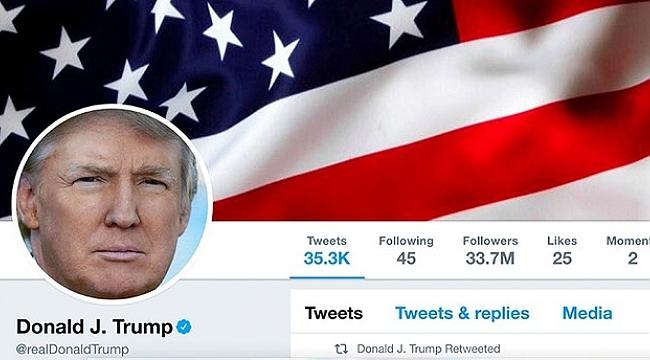 Pentagon'dan Trump Istifa Tweeti
