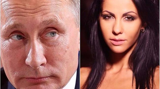 Porno Yıldızı Putin'e Karşı