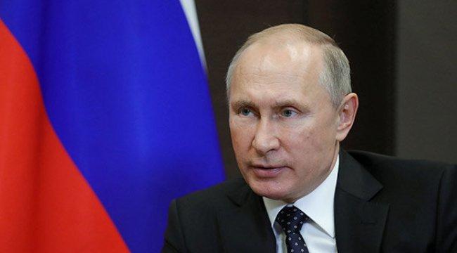 Putin medya yasasını onayladı