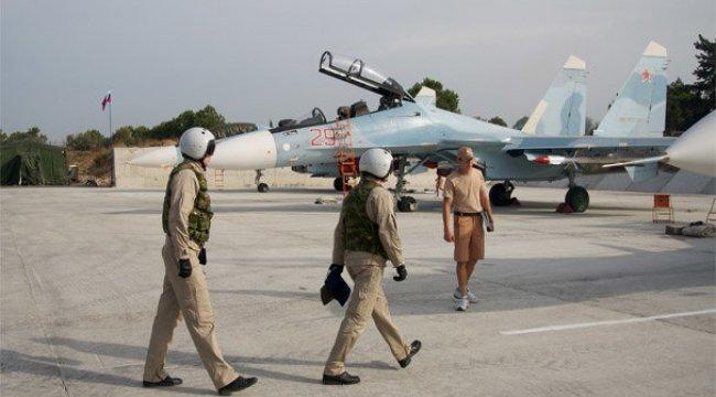 Rusya ilan etti! Savaş uçakları orayı kullanacak...