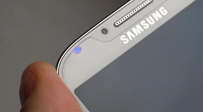 Samsung da Bildirim Işıkları