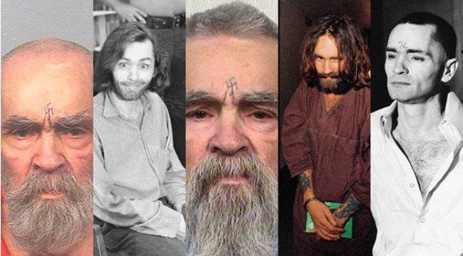 Seri Katil Charles Manson 82 yaşında öldü