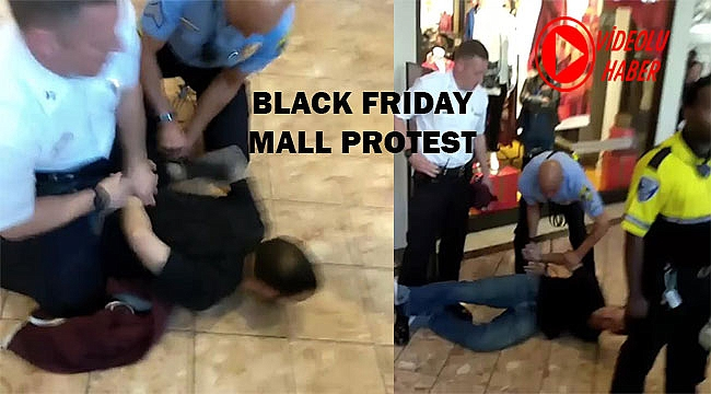 Several arrested in Black Friday mall protest in Missouri: report