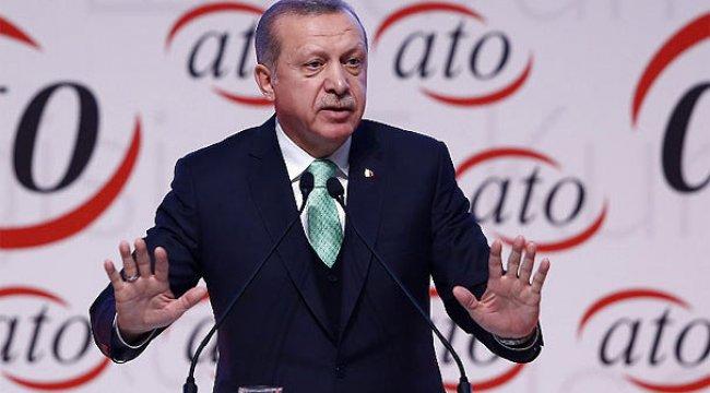 Son dakika: Cumhurbaşkanı Erdoğan'dan flaş döviz mesajı!