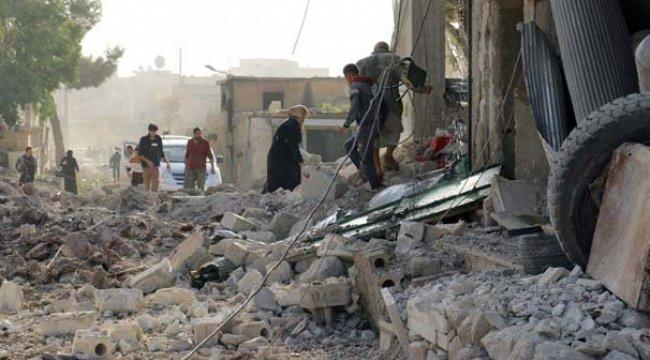 Son dakika... Halep'teki kanlı saldırıda ölü sayısı korkunç seviyeye yükseldi!