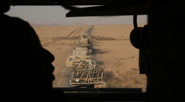 Son dakika... Irak'ta IŞİD'e son saldırı! Bu sabah başladı