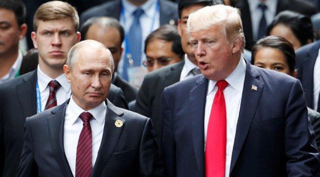 Son dakika... Suriye'de tarihi adım! Trump ve Putin...