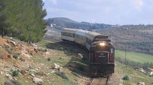 Suriye: Türkiye'ye uzanan demiryolu hattı inşa edebiliriz