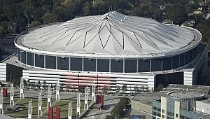 Tarihi Georgia Dome Böyle Yıkıldı