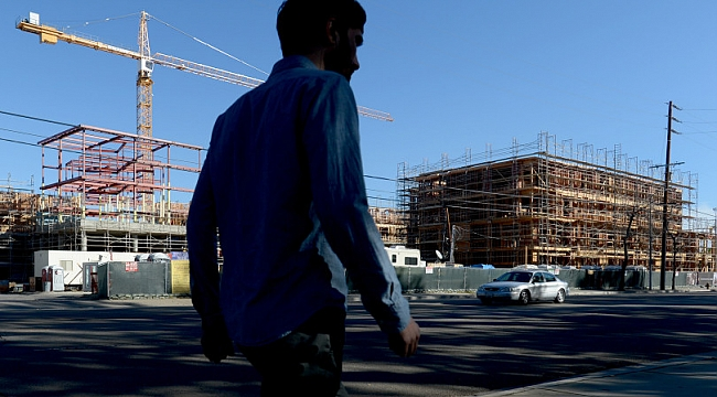 This map shows the extent of the Southern California apartment boom. Will all the construction help lower your rent?