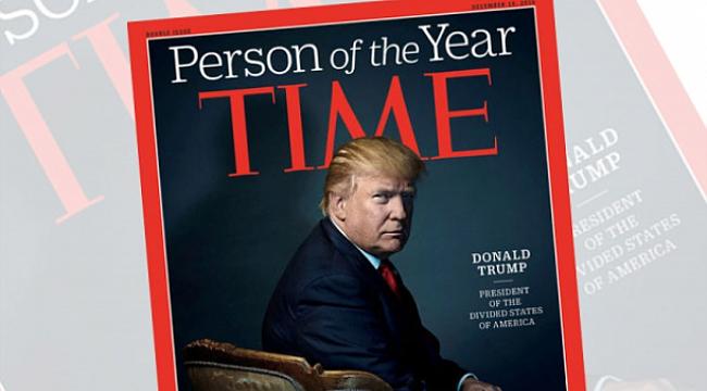 Time dergisi Trump'ı yalanladı