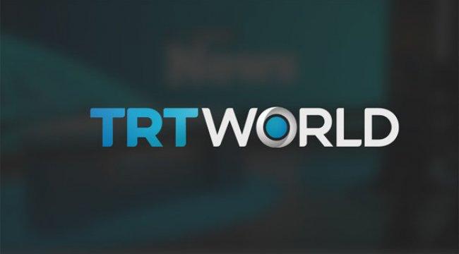"""TRT World'e """"En İyi"""" ödülü"""