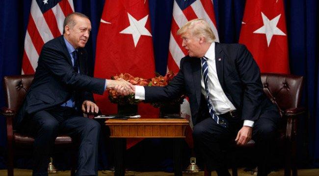 Trump: YPG'ye bundan sonra verilmeyecek!