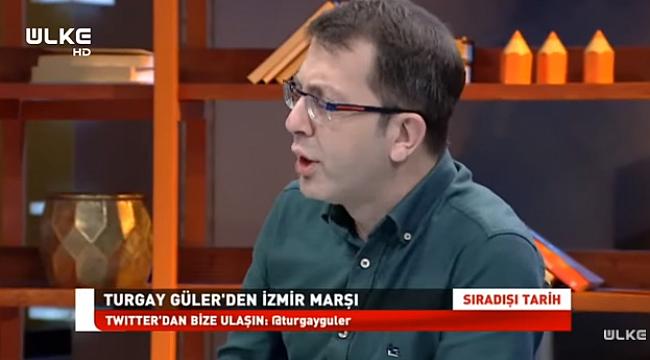 Turgay Güler Neden İzmir Marşı Okudu