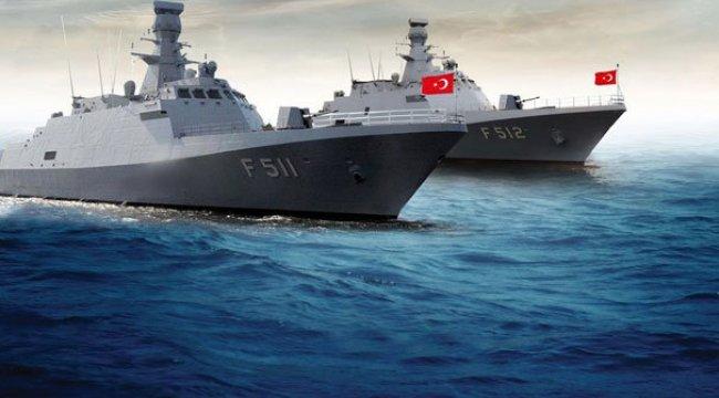 Türk yapımı 4 adet savaş gemisi Pakistan'a satılıyor
